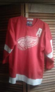 Red Wings Brendan Shanahan Home Jersey