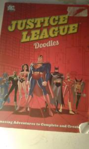 Justice league doodles