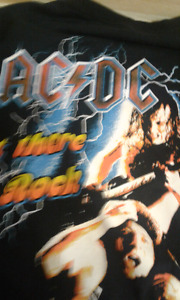 Selling Xlarge ACDC t-shirt for 2 For $10