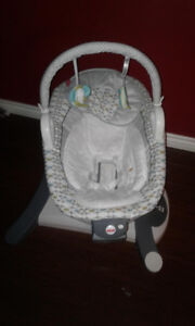 Fisher price electronic swing