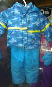 Boys 12month(20lbs) Snow Suit