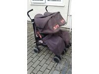 Reduced - double buggy