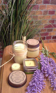 Summer Picnic Soy Candles