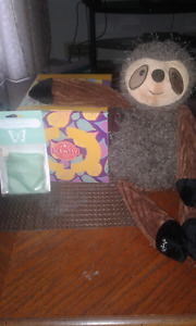 Suzie the Sloth Scentsy Buddy