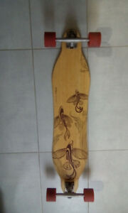 Longboard loaded vanguard flex 4