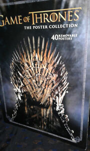 Game of Thrones: The Poster Collection Published 2013 by Insight