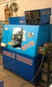 2006 Omniturn GT-75 CNC Lathe