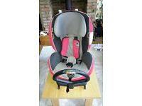 Isofix car seat 1-2 good condition viewing welcome open to reasonable offers