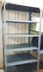 Warehouse Style Shelving