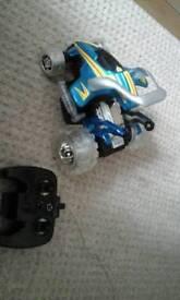 Childs remote control car