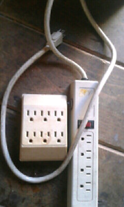 Extension cords/Power bars