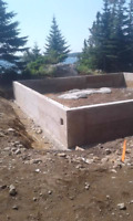 CONCRETE FORMS & FINISHING