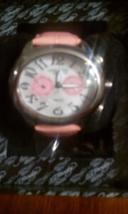 I HAVE AVAILABLE ANNE KLEIN WOMEN'S PINK MULTI/DATE WATCH