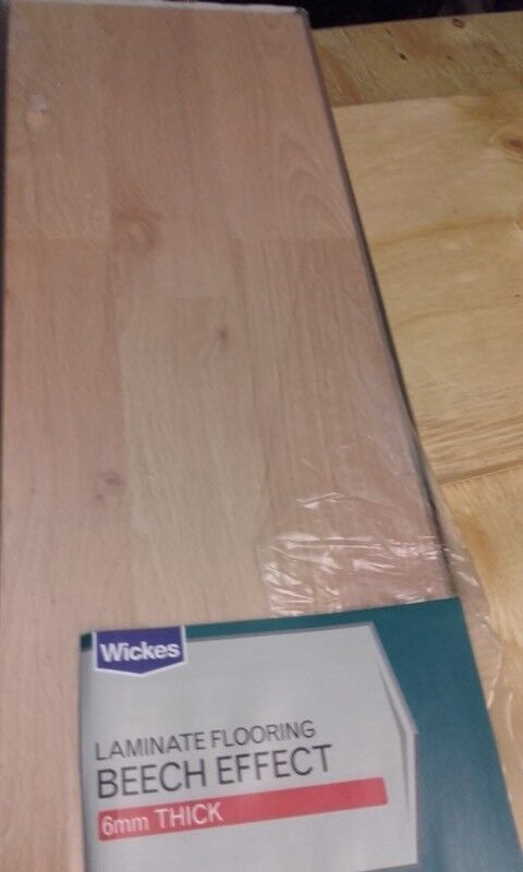 Beech Laminate Flooring From Wickes