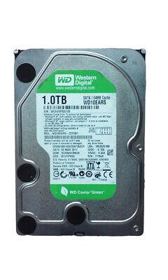 "Western Digital WD Caviar Green WD10EARS 1TB 3.5"" SATA II Hard Drive"