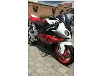 2012 bmw 1000rr mint not track bike