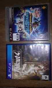 Playstation allstars