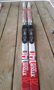 Kids X-C Ski Package Like New
