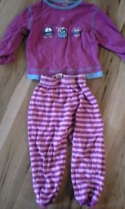 night gown Disney princesses and two pieces pyjamas size 2-3