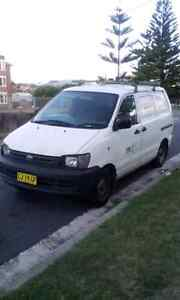 toyota townace must go Cooks Hill Newcastle Area Preview