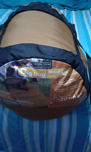 Sac de couchage Big Boy de Ozark Trail  5lbs