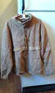 Manteau de  soudure / welding coat XXL
