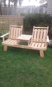 Wooden Bench  ¤ $80 ¤
