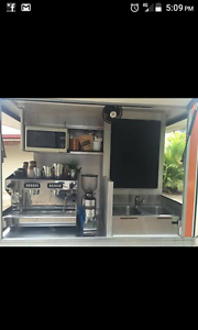 Coffee van 2012 Toyota hilux Greenbank Logan Area Preview