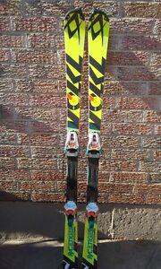 Vokl junior race ski's