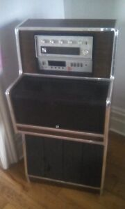 Olympia AM-FM Stereo Receiver/8 Track Recorder