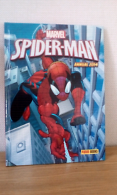 Spiderman Annual 2014 immaculate condition