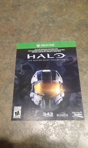 Halo Masters Chief collection in Kelowna