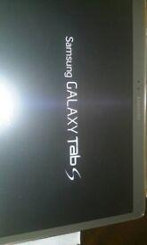 Samsung Galaxy Tab S model SM-T-805
