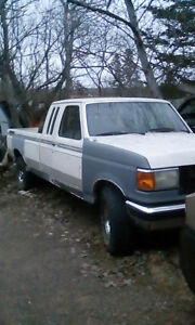 1991 Ford F-150 Part Out. ENGINE OUT AND READY