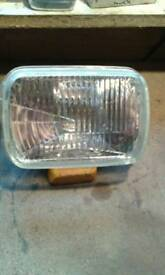 Headlamp for Austin a l e g r o may also fit early Capri or Hillman avenger