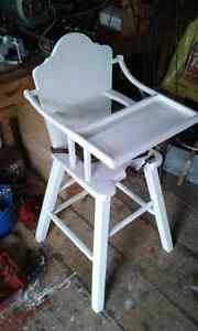 Antique Highchair