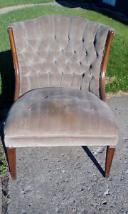 Old chair for sale Prince George British Columbia image 6