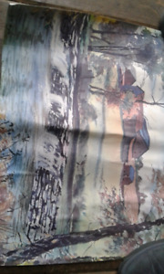 Paintings x4