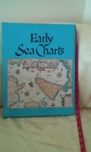 Early Sea Charts, hardcover by Robert Putnam