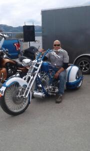 Harley Davidson, Custom Trike