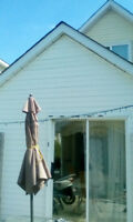 Installing Siding on Bungalow/sheds $4 per squar foot