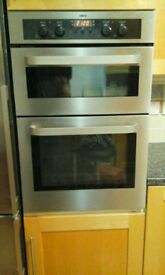 ZANNUSSI Double Oven