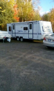 2001 Citation Lite Camping Trailer