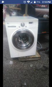 2. In 1 lg washer and dryer