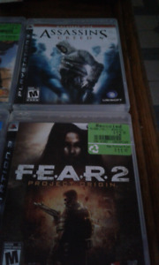 7 ps3 Games $25 for all.