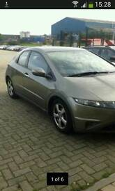 Honda civic 1.8 vtec 08