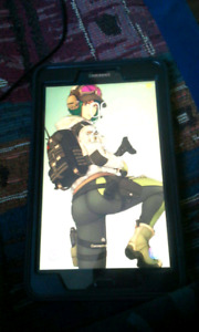 Tablet for phone