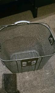 Detachable bike basket!