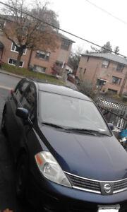 2007 Nissan Versa Hatchback Safetied