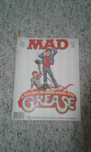 Mad Magazine No.205 Mar.1979